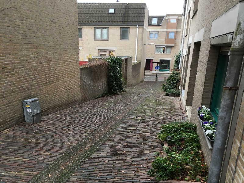 Benedenstad in Nijmegen
