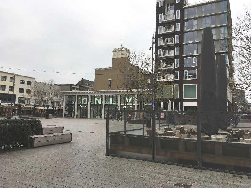 Plein 44 in Nijmegen