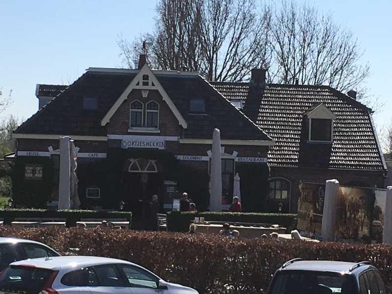 Wandelroute Ooijpolder restaurant Oortjeshekken