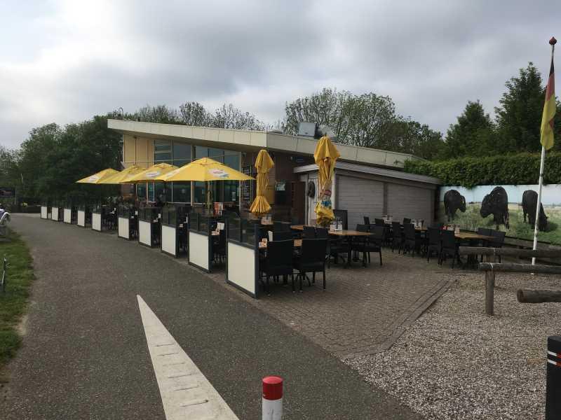 """Wandelroute Millingen restaurant """"De Gelderse Poort"""""""