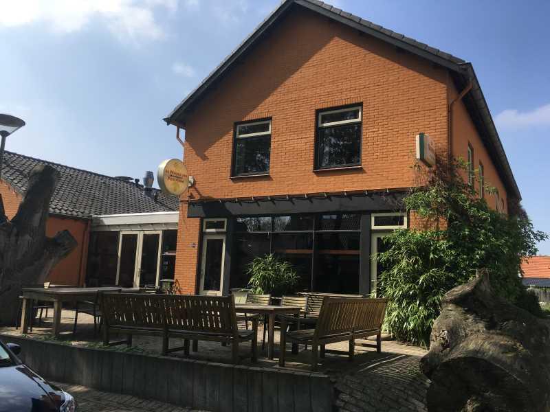 Wandelroute Millingerwaard restaurant waard van Kekerdom