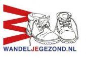 Logo www.wandeljegezond.nl
